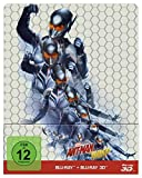 Ant-Man and the Wasp 3D Steelbook [3D Blu-ray] [Limited Edition]