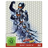 Ant-Man and the Wasp 3D Steelbook [3D Blu-ray]