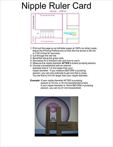 2ed16de13edc Coppa per il seno con valvola e membrana per tiralatte Medela. Prodotto da  Maymom. ... (di diametro con i capezzoli 17mm)