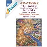 Stravinsky: Firebird (The) / Petrushka (Stravinsky, Vol. 2)