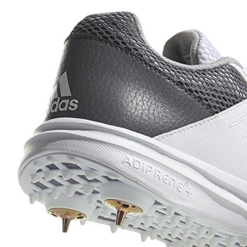 factory price 944c8 25448 ... Adidas 2018 Howzat Fs Spike - Scarpe De Cricket Junior Blanc ...
