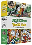 Walt Disney Uncle Scrooge and Donald Duck the Don Rosa Library Vols. 5 & 6: Gift Box Set