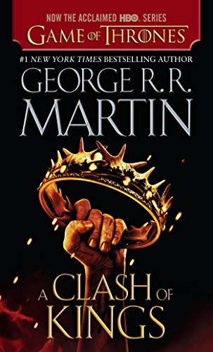 A Clash of Kings (A Song of Ice and Fire, Book 2) eBook: Martin ...
