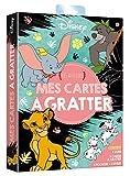 DISNEY CLASSIQUES - Les Ateliers Disney - pochette - Cartes à gratter Spécial Animaux