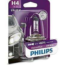 Philips 681414 VisionPlus 60% H4, 12 V, 60/55 W