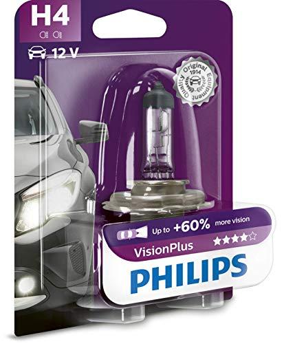 Philips 12342VPB1 Scheinwerferlampe H4 Vision Plus
