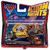 Disney Pixar Cars 2 Action Agents Mater Martin V3020