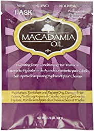 Hask Macadamia Oil Hydrating Deep Conditioning Hair Treatment, 50 g
