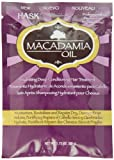Hask Macadamia Oil Moisturizing Deep Conditioning Treatment Packet, 1.75 Ounce by Hask
