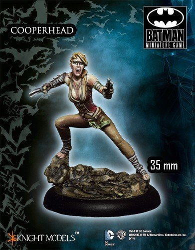 Preisvergleich Produktbild Copperhead (Knight Models) Batman Miniature Game