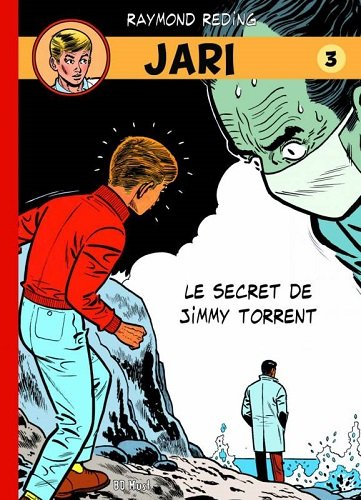 Jari : Tome 3, Le secret de Jimmy Torrent