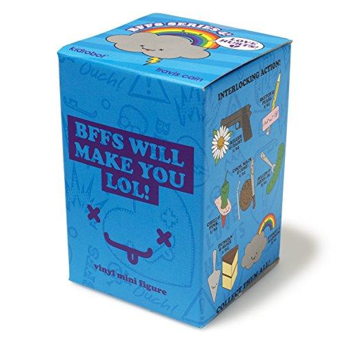 Box Blind (BFFS Series 4 Blind Box Mini Figure, One Random)