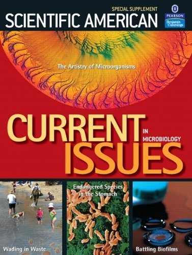 Current Issues in Microbiology, Volume 1 by Scientific American (2006) Paperback
