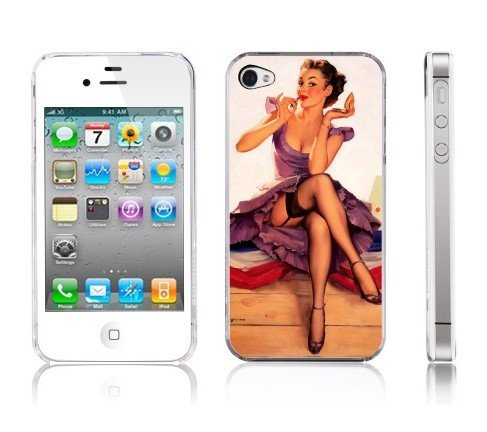 elvgren-gil-59436-m-s-pin-up-girl-iphone-4-4s-rigida-di-custodia-cover