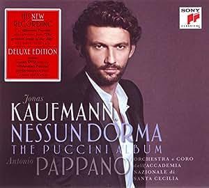 Nessun Dorma - The Puccini Album [Deluxe Edition CD + DVD ]