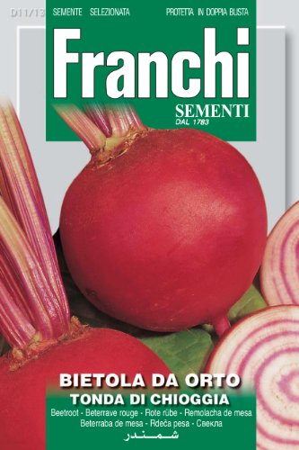 Seeds of Italy Ltd Franchi Betterave chioggia