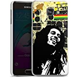 Samsung Galaxy A3 (2016) Housse Étui Protection Coque Bob Marley Reggae Jamaïque