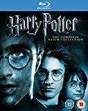 Harry Potter: The Complete 8 Film Collection [Edizione: Regno Unito] [Edizione: Regno Unito]