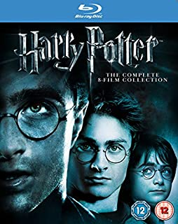 Harry Potter - Complete 8-Film Collection [Blu-ray] [2011] [Region Free] [2001] (B00543RC0Y) | Amazon price tracker / tracking, Amazon price history charts, Amazon price watches, Amazon price drop alerts