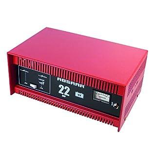 Absaar 77917 Batterieladegerät 22 AH 12V spez.für Starthilfe