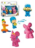 Bandai Pocoyo 3in1 Bath Figure Set ( Assorted Models)