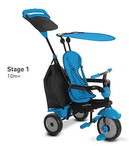 smarTrike Dreirad Glow blau - 3