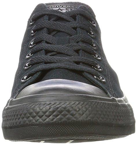 Converse Chuck Taylor All Star, Unisex – Erwachsene Sneaker, Schwarz (Black Mono), Gr.43 EU - 4