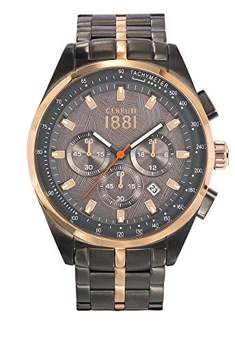 Man - Cerruti 1881 Watch - 44 mm CRA150SUR13MUR