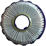 Post-Motor HEPA Filter for Dyson DC40 Vacuums; Compare to Dyson Part Nos. 922676-01; Designed & Engineered by Think Crucial