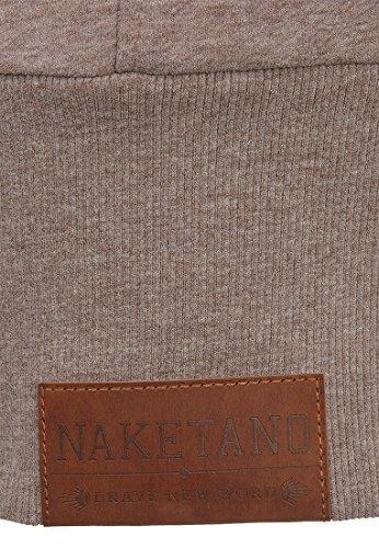 Naketano Female Zipped Jacket F... Me 2 Times! Djubre Melange