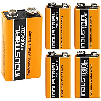 duracell alkaline mn1604 6lr 61 9v battery size 6f22 electronics. Black Bedroom Furniture Sets. Home Design Ideas
