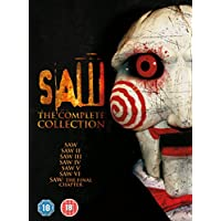 Saw 1-7: The Complete Collection