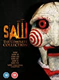Saw: The Complete Collection [Edizione: Regno Unito] [Import anglais]