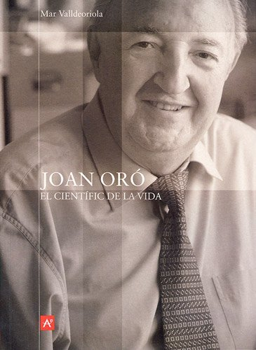 Joan Oró: El científic de la vida (Protagonistes)