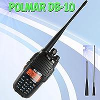 POLMAR DB-10 DUAL / TRI BAND VHF/UHF 10 WATT 144/220/430
