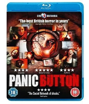 Panic Button [UK Import] [Blu-ray]