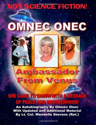 Omnec Onec: Ambassador From Venus