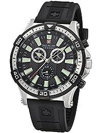 Swiss Military Hanowa Skipper Hombre Reloj Chrono 06–4266.33.007
