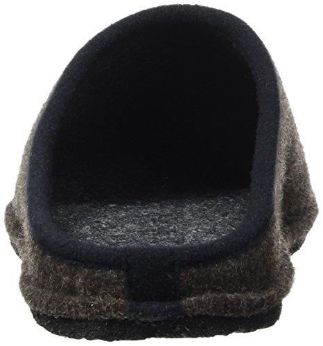 Kitz-Pichler Unisex-Erwachsene Franzi Pantoffeln Braun (Braun)