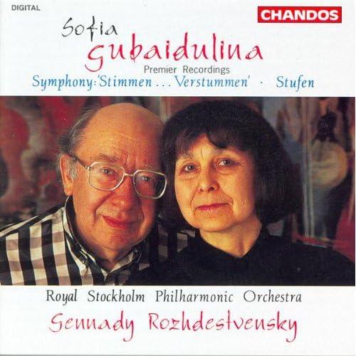 "Stimmen ... Verstummen"", ""Symphony in 12 movements"": IX. -"