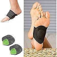 Arch Support Einlegesohlen–1Paar Einlegesohlen Arch Unterstützung Ferse Fuß Füße Pad Hilfe von Schmerzlinderung... preisvergleich bei billige-tabletten.eu