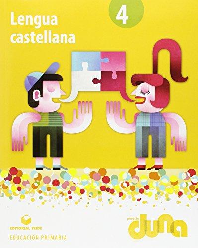 Lengua castellana 4 - Proyecto Duna - libro - 9788430719549 por S.A. Editorial Teide
