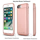 REALMAX® 4500mAh Ultra Slim 4.7 inch power bank case for iPhone 7
