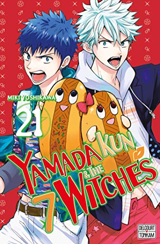 Yamada Kun & the 7 Witches Edition simple Tome 21