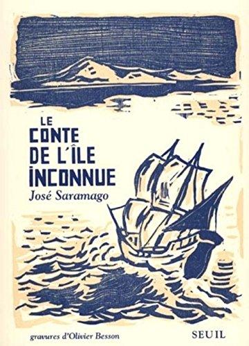 Le Conte de l'île inconnue par José Saramago