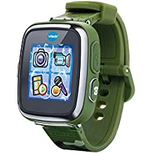 VTech - Reloj multifunción Kidizoom Smart Watch DX, color camuflaje ( 80-171677)