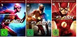 The Flash Staffel 1-3 (1+2+3) [DVD Set] DC Serie