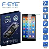 F-EYE® Lenovo S860 Tempered Glass, Ultra Clear,0.33mm Thickness , 2.5D Round Edge , 9H Hardness Mobile Screen Protector, Safety Packing And Easy To I