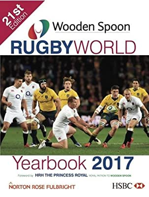 Rugby World Cup Yearbook 2017 from G2 Entertainment Ltd