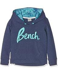 Bench New Logo Hoody, Sweat-Shirt àCapuche Fille